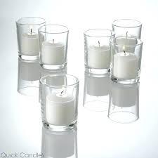 candle votives bulk votive candle holder clear glass set of quick candles votive candle holder set