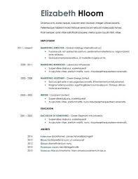 blue side gdoc resume doc resume templates