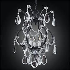 black iron chandelier mini crystal chandelier old world iron 543hd3lcb 7c