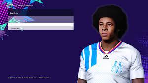 PES 2021 - JAIRZINHO - OLYMPIQUE DE MARSEILLE - FACE By DNAI - YouTube