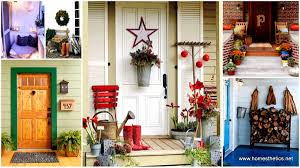 Wood Front Porch Designs 26 Mesmerizing And Welcoming Small Front Porch Design Ideas