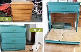 cat litter box furniture diy. 27 Creative DIY Ways To Hide A Litter Box Cat Furniture Diy P