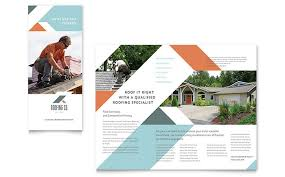 tri fold brochures tri fold brochure templates indesign illustrator publisher word