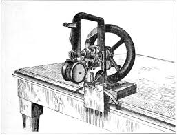 When Did Elias Howe Invent The Sewing Machine