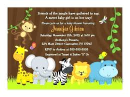 Free Printable Safari Birthday Invitations Jungle Theme Invitation Jungle Theme Birthday Invitation Card