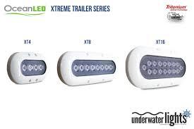 Incredible Underwater Lights Oceanled Xtreme Trailer Series Underwater Lights