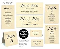 Seating Chart Cards Template Free Wedding Seating Plan Cards Template Editable Seating Cards