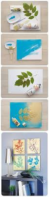 21 or leaves and spray paint on easy inexpensive diy wall art with top 31 amazing diy paintings for your blank walls