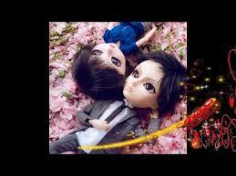 beautiful love couple barbie doll hd