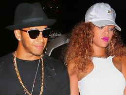 lewis hamilton and rihanna. Unique And On Lewis Hamilton And Rihanna Daily Mirror
