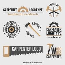 woodworking logo ideas. beautiful retro logos set of carpentry woodworking logo ideas