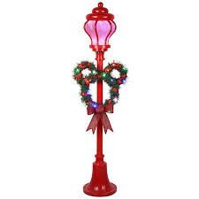 disney mickey friends 60 in mickey mouse l post with multicolor led lights