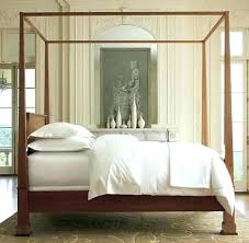 California King 4 Poster Bed Canopy Bed Posts Four Post King Bed ...