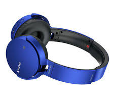 sony headphones wireless. sony mdrxb650bt extra bass bluetooth wireless headphones mdr-xb650bt/l blue