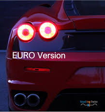 Euro Lights For Cars Ilual43 Euro Led Rear Lights Package