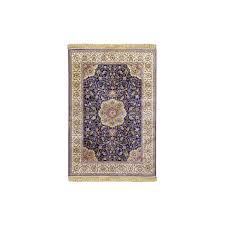 kashmir traditional rug blue 22830