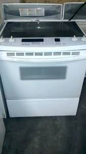 kitchenaid glass cooktop wonderful 4 burner front in range throughout gas