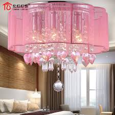 lighting for girls room. Crystal Ceiling Pink Warm Interior Lighting LED Fixtures Girls Room  , Children\u0027s Bedroom-in Kitchen Sinks From Home Improvement On Aliexpress.com For E