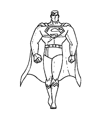 42 superman pictures to print and color. Superman 83619 Superheroes Printable Coloring Pages