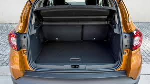 Boot Space  Carbuyer