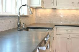 honed granite matte countertops black