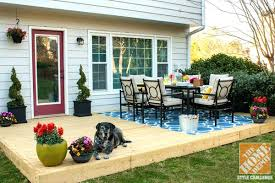 Small Outdoor Furniture Collection In Patio Ideas On A Budget 9  Best   Deck5