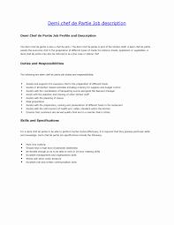 Resume Sample For Cook Position Resume Online Builder