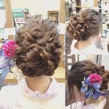 廣瀬 幸奈 Hair Make Lonlo On Twitter 浴衣ヘア 和歌山市