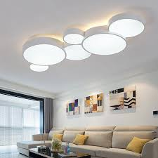 2017 led ceiling lights for home dimming living room bedroom light plus yellow lighting wall