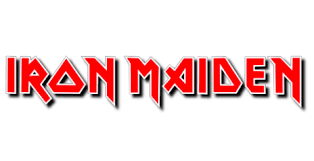 Iron Maiden logo | Iron Maiden | Pinterest | Iron Maiden, Iron and ...