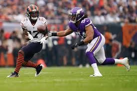 Chicago Bears Wr Depth Chart Final Vikings Lose 16 6 To Bears At Soldier Field Star