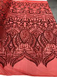 Embroidered <b>Mesh Sequin</b> For Dress Top <b>Fashion</b> Prom Fabric ...