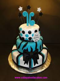 Sweet Sixteen Cakes Sweet 16 Cakes And Cupcakes Kinzie 16th
