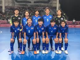 FA Thailand - ฟุตซอลหญิงประเดิมชนะตรินิแดดฯ 14-0 ศึกยูธโอลิมปิก