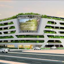 Parking Architecture Design Dubai Ecc Wins Car Park Project Near Dwtc Construction
