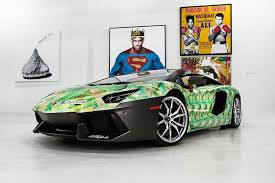 Ferrari was first on the scene, but ever since lamborghini began building cars, the two have been greatest rivals. Lebron James 2 5 Million Car Collection Boasts Three Ferraris A Custom Lamborghini