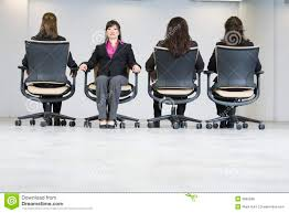 office furniture women. Four Business Women Sitting In Office Chairs. Furniture U