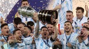 ميسي يُتوج مع الأرجنتين بلقب بطولة كوبا أمريكا -