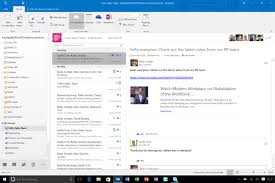 Microsoft Outlook 2016s Groups Feature Could Kill Email