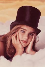 By then shields, who began modelling at 11 months, had achieved national notoriety: Gross Garry Brooke Shields Top Hat 1978 Mutualart