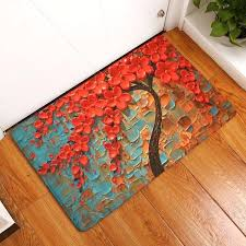 mason jar kitchen rug nice red and turquoise kitchen rug with oil painting trees doormat printed mason jar kitchen rug