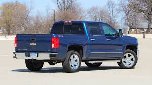 2017 Chevy Silverado 1500 Review: A Main Event At The Biggest Game ...