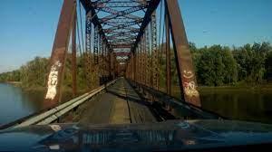 Wabash Cannonball Bridge - St. Francisville, Illinois - YouTube