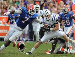 Injuries Behind Him Powell Eager For Gators Return