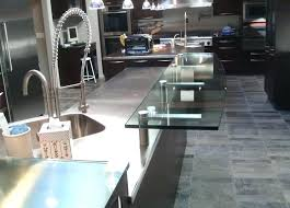 stainless steel brackets brooks custom home page a metal cost countertops toronto stainless steel with sink custom