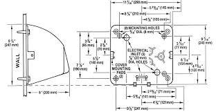 lexan series warm air hand dryers click diagram for enlargement