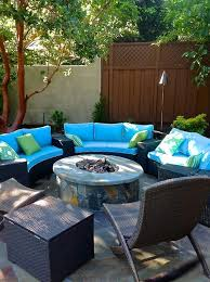 moroccan patio furniture. midsized mediterranean backyard patio with a fire feature natural stone pavers and no moroccan furniture f