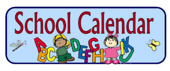 Image result for school calendar