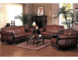 fascinating leather living room furniture stylish brown marvelous h54 living