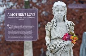 A mother's love: Mary Ella McGinnis and Crown Hill Cemetery ...